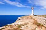 Cap de Barbaria - Leuchtturm - Formentera