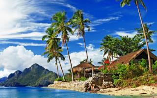 Seychellen - Traumstrand
